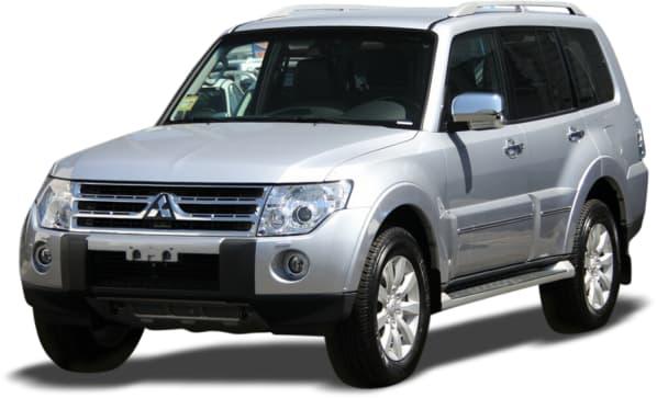 Mitsubishi Pajero 2009 Price & Specs   CarsGuide