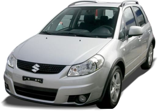 2009 Suzuki SX4 Hatchback 100th Anniversary