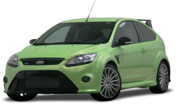 2010 Ford Focus Hatchback TDCi