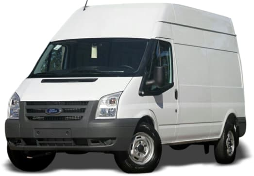 2010 Ford Transit Commercial (base)