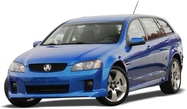 2010 Holden Commodore Sedan Berlina Dual Fuel