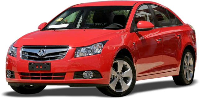 2010 Holden Cruze Sedan CD