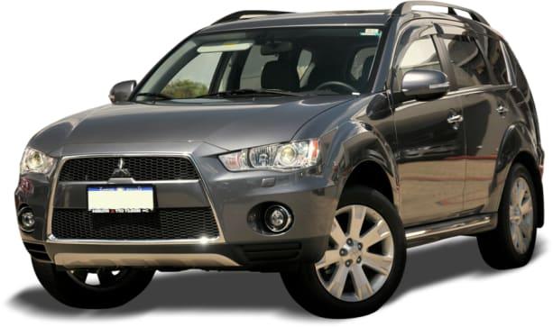 Mitsubishi Outlander LS 2010 Price & Specs | CarsGuide