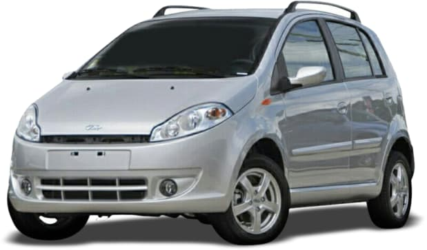 2011 Chery J1 Hatchback (base)