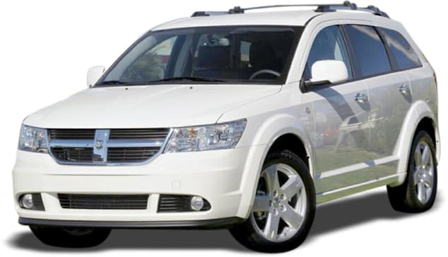 2011 Dodge Journey People mover R/T CRD