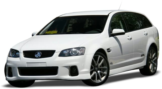 2011 Holden Commodore Sedan Equipe