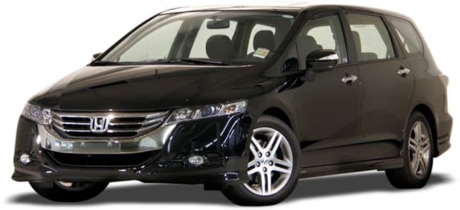 2011 Honda Odyssey People mover (base)