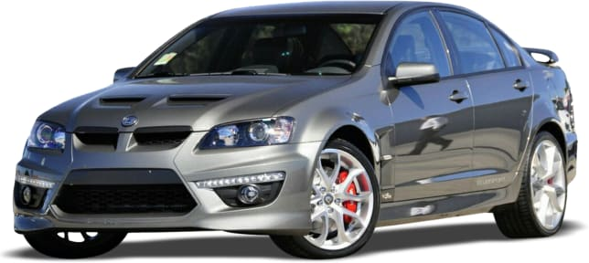 2011 HSV Clubsport Sedan 20th Anniversary