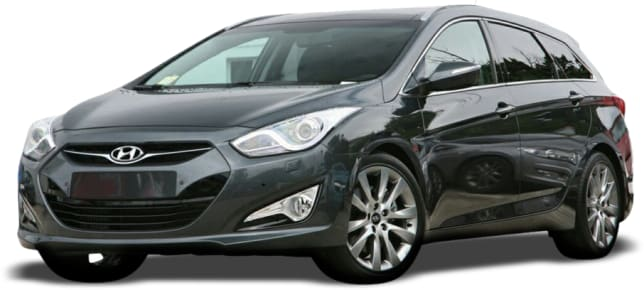 2011 Hyundai i40 Wagon ELITE