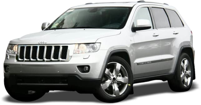 2011 Jeep Grand Cherokee SUV Limited 70th Anniversary (4x4)