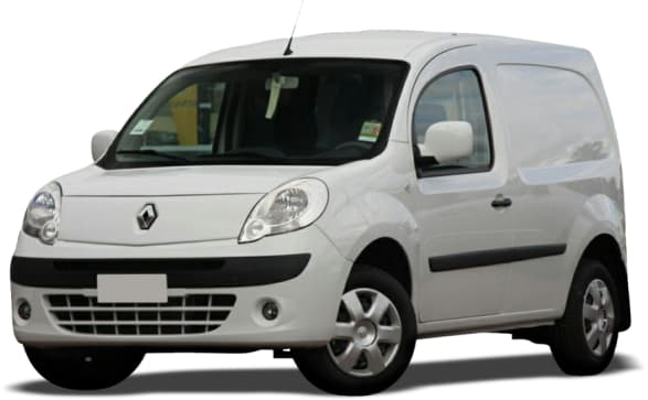 2011 Renault Kangoo Commercial 1.5 DCi