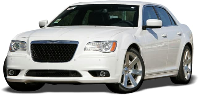 2012 Chrysler 300 Sedan C Luxury