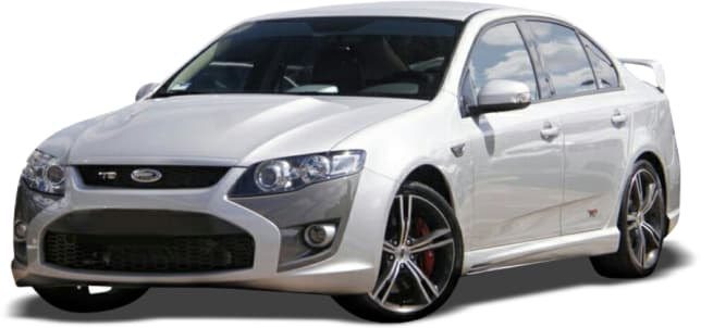 2012 FPV GT Sedan Black LTD ED