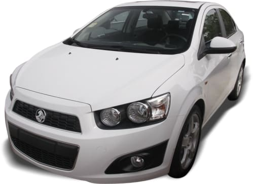 2012 Holden Barina Hatchback (base)
