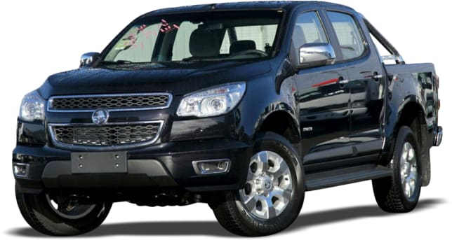 2012 Holden Colorado Ute LX (4X4)