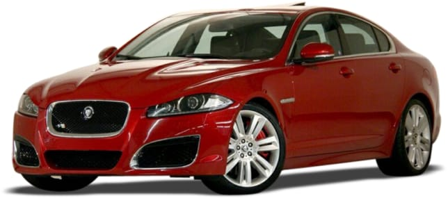 2012 Jaguar XF Sedan 3.0 V6 Premium Luxury