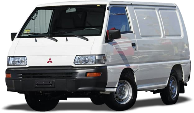 2012 Mitsubishi Express Commercial SWB