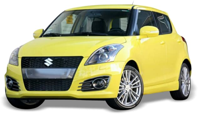 2012 Suzuki Swift Hatchback GLX RE.1