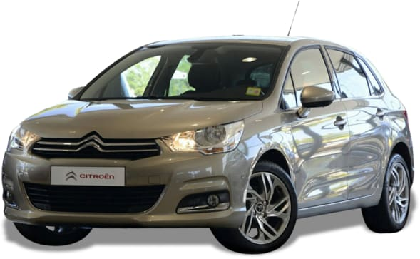 2013 Citroen C4 Hatchback Exclusive Turbo