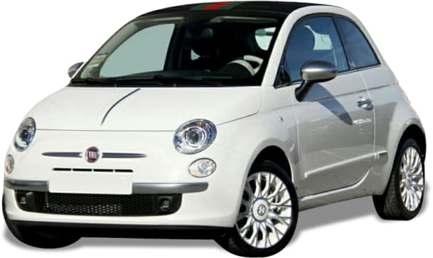 2013 Fiat 500 Hatchback Rock Star