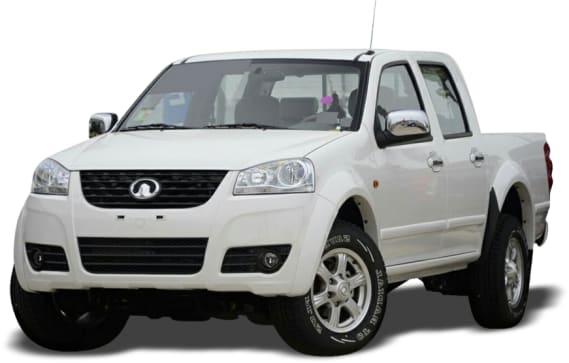 2013 Great Wall V200 Ute (4X4)