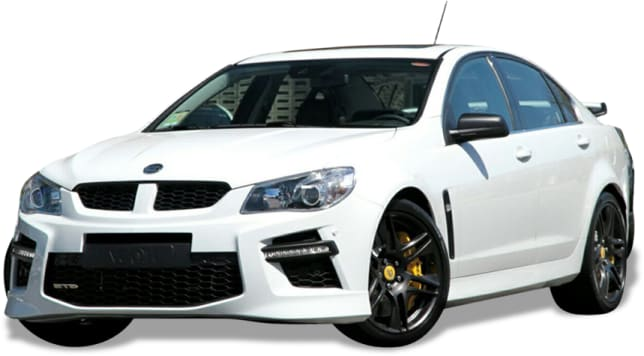 2013 HSV GTS Sedan 25th Anniversary