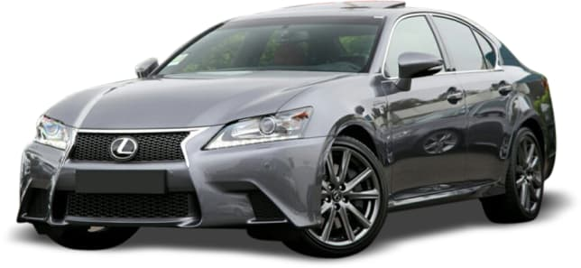 2013 Lexus GS Sedan GS300H Hybrid Luxury