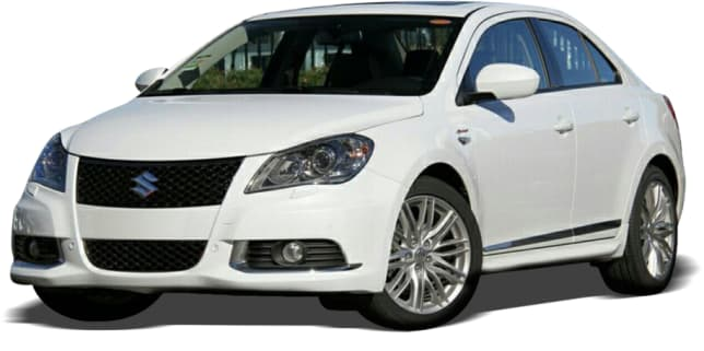 2013 Suzuki Kizashi Sedan Touring