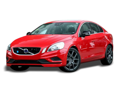 2013 Volvo S60 Sedan T4 Luxury
