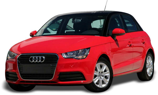 audi a1 attraction 2014