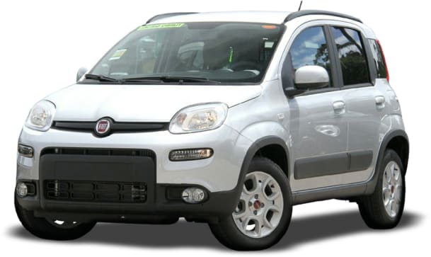2014 Fiat Panda Hatchback Easy