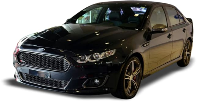 2014 Ford Falcon Sedan (LPI)