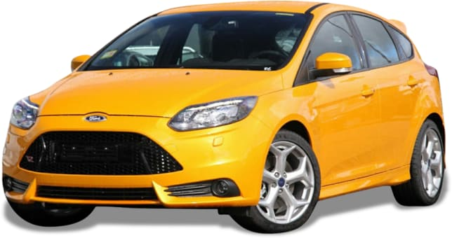 2014 Ford Focus Sedan Trend