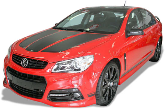 2014 Holden Commodore Sedan SS-V Redline