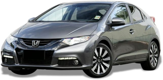 2014 Honda Civic Sedan VTi-S
