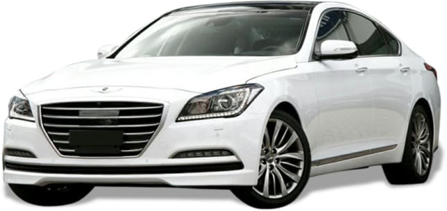 2014 Hyundai Genesis Sedan (Ultimate Pack)