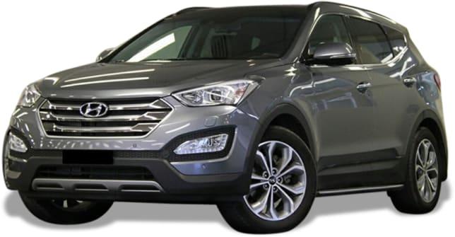 Santa Fe Tow >> 2014 Hyundai Santa Fe Towing Capacity Carsguide