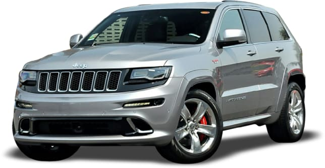 2014 Jeep Grand Cherokee SUV SRT 8 (4X4)
