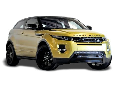 2014 Land Rover Range Rover Evoque SUV SD4 Dynamic