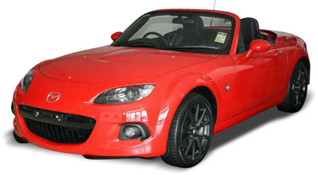 2014 Mazda MX-5 Convertible Coupe Sports