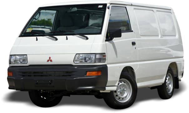 2014 Mitsubishi Express Commercial SWB