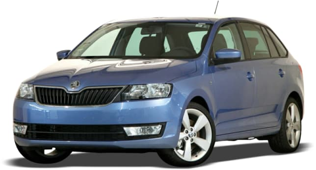 2014 Skoda Rapid Wagon Rapid Spaceback Ambition 90 TSI