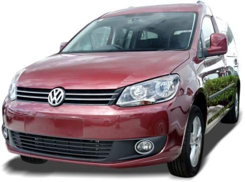 2014 Volkswagen Caddy Commercial Maxi TSI175