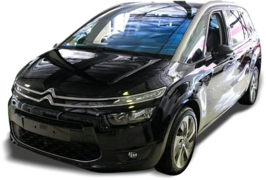 2015 Citroen C4 Picasso People mover Exclusive