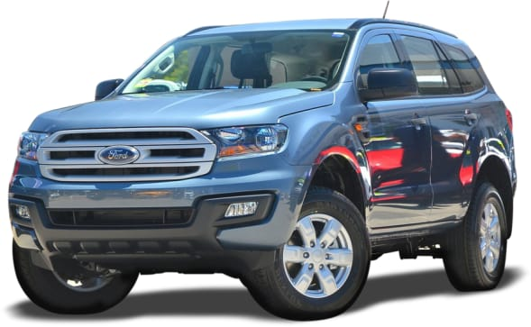 2015 Ford Everest SUV Ambiente