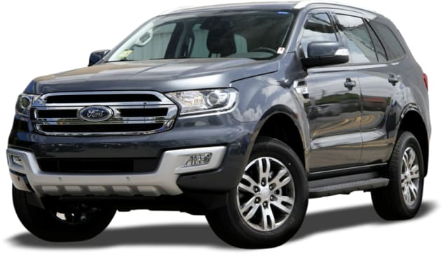 Ford Everest Trend 2015 Price Specs Carsguide