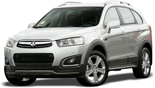 Holden Captiva 2015