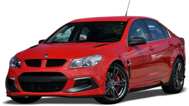 2015 HSV Clubsport Sedan R8 LSA