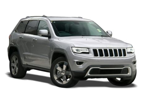2015 Jeep Grand Cherokee SUV Limited (4x4)