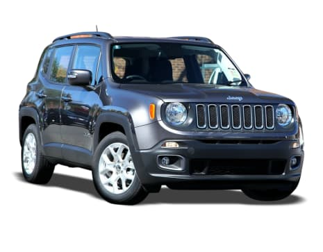 2015 Jeep Renegade SUV Longitude